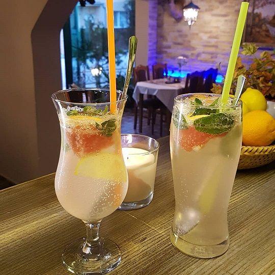 Osviežujúce limonádky